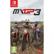 MXGP 3 - The Official Motocross Videogame, за Switch