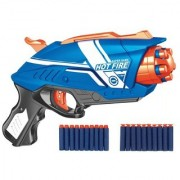EREIN All New Blaze Storm Manual Soft Bullet Gun - 20 Bullets