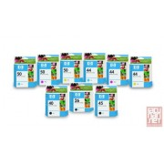 CN054AE - HP Cartridge No.933XL, Cyan, 825 pages