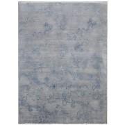 Diamond Carpets koberce Ručně vázaný kusový koberec Diamond DC-KERRY 2 Silver/blue - 365x457 cm