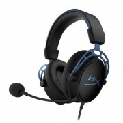 HyperX Cloud Alpha S Headset Gaming com Microfone Preto/Azul