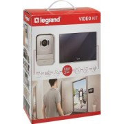 Kit video interfon cu ecran touch 7 inch 369220 - Legrand