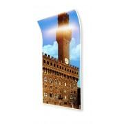 Ívelt fali infra fűtőpanel - Firenze (1020x1070x14 mm)