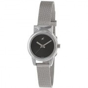 Fastrack Fits & Forms Analog Black Dial Womens Watch - 6088SM01
