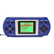 Jocul Copilariei Consola Portabila cu 180 Jocuri, Culoare Albastru
