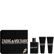 Zadig&Voltaire Just Rock! for Him комплект 3 части 50 мл - EDT