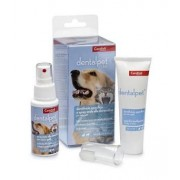 Candioli ist.profil.e farm.spa Dentalpet Kit 50ml+spr50ml+dit