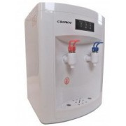 Dozator apa de birou Crown CWD-1905W racire electronica alb