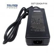 AC/DC Adapter GST120A24-P1M desktop