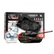 Танк р/у German Leopard2 A6, 4 канала, пневмо пушка