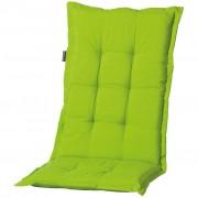 Madison Pernă scaun de exterior Panama, 123x50 cm, verde lime PHOSB228