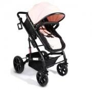 Комбинирана бебешка количка Cangaroo Pavo, перла, 3563369