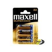 Maxell super alkalna baterija blister LR6
