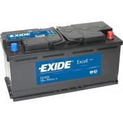 EXIDE Excell EB1100 110Ah 840A autó akkumulátor jobb+ (+AJÁNDÉK!)