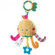 Бебебшки плюшен музикален октопод, 1336 Babyono, 9070172