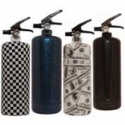 Nordic Fire Designs Brandsläckare i snygg design, 2kg (Produkt: Big Dollar White)