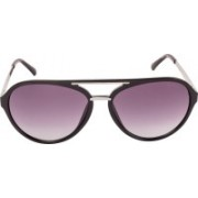 Guess Aviator Sunglasses(Violet)