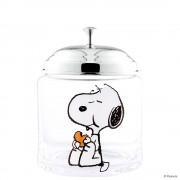 PEANUTS Skleněná dóza Snoopy