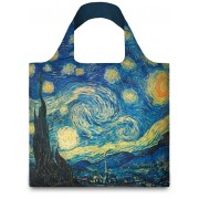 LOQI Vincent Van Gogh The Starry Night Shopper