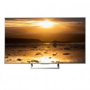 "Sony KD-55XE7077 55"" 4K TV HDR BRAVIA, Edge LED with Frame dimming, Processor 4К X-Reality PRO, Browser, YouTube, Netflix, Apps, XR 400Hz, DVB-C / DVB-T/T2 / DVB-S/S2, USB, Silver"