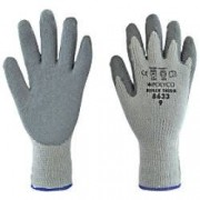 Polyco Gloves Latex Size 9 Grey