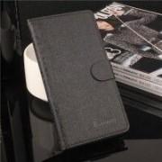 Housse Flip Cover pour Xiaomi Redmi 4A, Grise