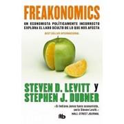 Freakonomics (Spanish Edition), Paperback/Steven D. Levitt