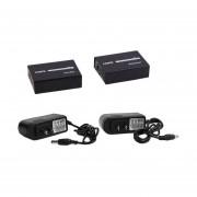 Alto Nivel Profesional HDMI Infrarrojos UTP 60M Repetidor Extensor Cat6 De Señal 1080p