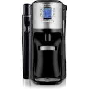 Hamilton Beach 6HOZRR999RBD Personal Coffee Maker(Black)