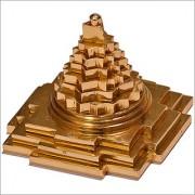 Haridwar Astro Shree Yantra Pyramid Yantra 4 inch
