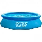 Надуваем басейн с филтърна помпа, INTEX EASY SET, 7528122