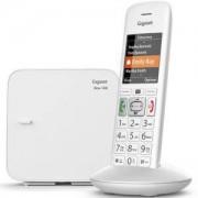 Безжичен DECT телефон Gigaset E370 - бял, 1015151