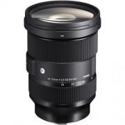 Pachet Sigma Obiectiv Foto Mirrorless 24-70mm f2.8 DG DN ART Panasonic L+Manfrotto Filtru UV Slim 82mm