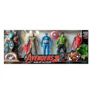 Avengers 2 Age of Ultron Action Figure 5 in 1