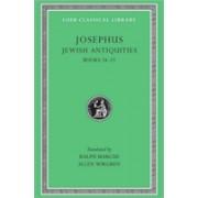 Jewish Antiquities, Volume VI: Books 14-15 (Josephus Flavius)(Cartonat) (9780674995383)