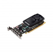 Tarjeta De Video NVIDIA QUADRO PNY P600, 2GB GDDR5, 4xMini DisplayPort, PCI Express X16 3.0. VCQP600-ESPPB