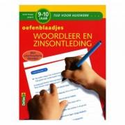 Lobbes Oefenblaadjes Spelling (9-10j) Woordleer En Zinsontleding
