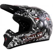 O'Neal RockHard II Hustler MX Limited Edition Casca Motocross Marime XXL 63-64 cm