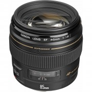 Canon ef 85mm f/1.8 usm - 4 anni di garanzia