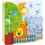 Haba Baby Zoo Book Friends