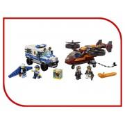 Lego Конструктор Lego City Воздушная полиция: Кража бриллиантов 400 дет. 60209