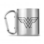 GB eye DC Comics Carabiner Mug Wonder Woman
