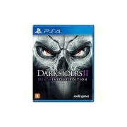 Game Darksiders II Deathinitive Edition - PS4