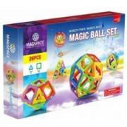 Magspace 26 Piese - Magic Ball Set
