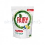 Fairy P&G All in 1 Средство для мытья посуды в капсулах д/автоматических посудомоечных машин Лимон 48шт