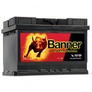 Banner Starting Bull 55519 jobb+ 55Ah / 450A akkumulátor