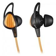 MAXELL HP-S20, Stereofonico, Arancione, Interno orecchio, Cablato, 60 mW, Ogni marca