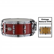 """Yamaha Absolute Maple Hybrid Snare 14""""x6, Vintage Natural #VN"""