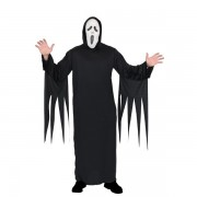 Costume Uomo Howling Ghost Fantasma Vestito Halloween Carnevale - Pegasus