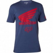 FOX Camiseta Fox Honda Premium Light Indigo